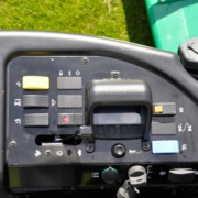 Ransomes-MP493-Control-console