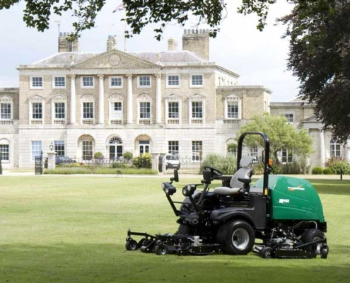 Ransomes-MP493-oncourse