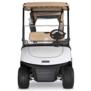 EZGO-Next-Generation-RXV-Ivory-Front-Gas