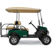 EZGO-ExpressS4-ForestGreen-side