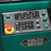 Foley-Accu-Pro-Bedienfeld