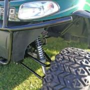 Gebrauchtes-Golfcart-RXV-SUV-mit-Licht-Detail-Federung