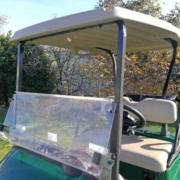 Gebrauchtes-Golfcart-RXV-SUV-mit-klappbarer-Frontscheibe