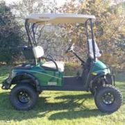 Gebrauchtes-Golfcart-RXV-SUV-mit-Licht-Ansicht-Seite