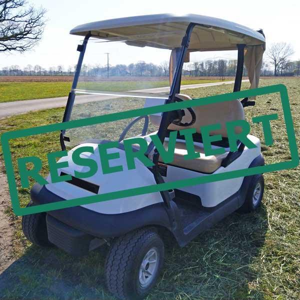 Gebrauchte-Golfcarts-CC-weiss-nr2-seitenansicht-reserviert