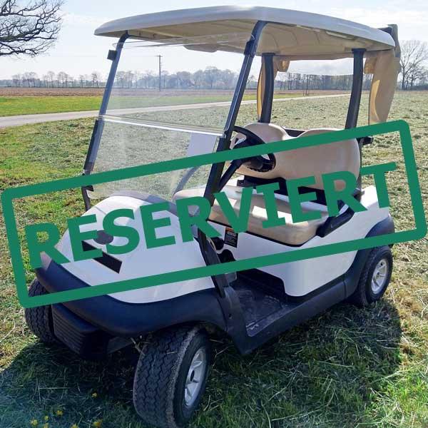 Gebrauchte-Golfcarts-CC-weiss-nr4a-seitenansicht-reserviert