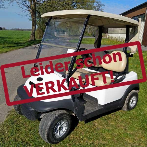 Gebrauchte-Golfcarts-CC-weiss-nr5-seitenansicht-verkauft