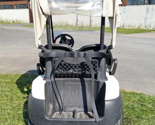 Gebrauchte-Golfcarts-CC-weiss-rückansicht
