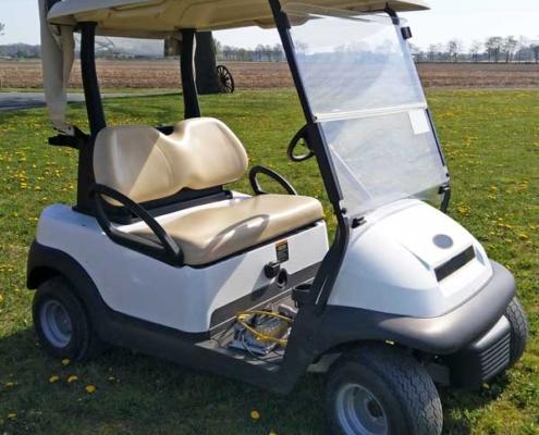 Gebrauchte-Golfcarts-CC-weiss-seitenansich-rechtst