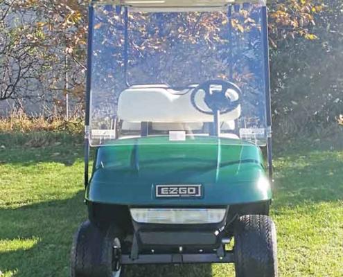 Gebrauchte-Golfcarts-EZGO_6sitzer_front