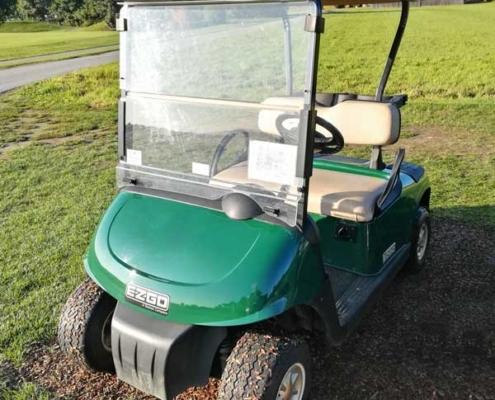 Gebrauchte-Golfcarts-EZGO-RXV-grün-side-left-600x600a