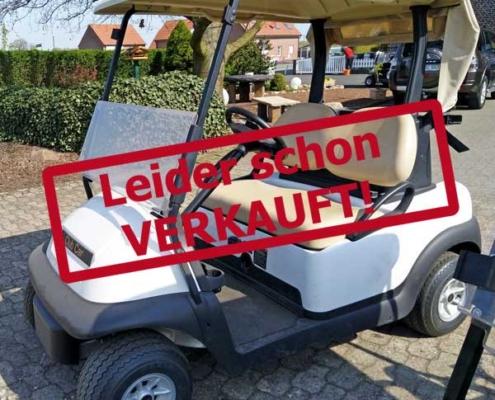 ClubCar-elektro-2-Sitzer-weiß-seite-verkauft