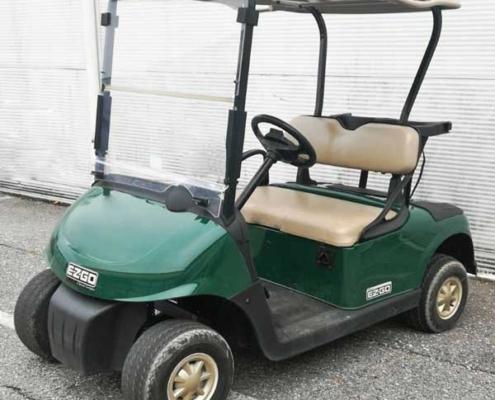 Gebrauchte-Golfcarts-grün-5375444-Seltenheim