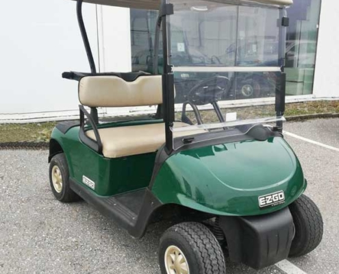 Gebrauchte-Golfcarts-grün-5377370-Seltenheim-Ansicht-rechts